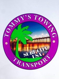 This is a subsidiary of Tommy's Towing.